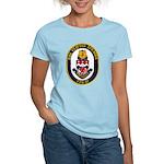 USS CLIFTON SPRAGUE Women's Light T-Shirt