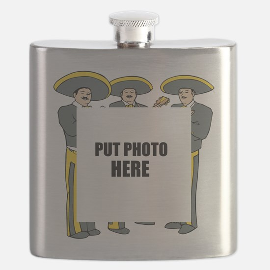 Cinco De Mayo Flask