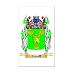 Rennold 35x21 Wall Decal