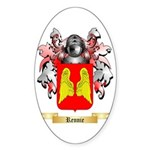Rennie Sticker (Oval)