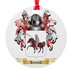Rennick Round Ornament