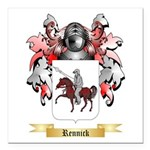 Rennick Square Car Magnet 3