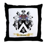 Rennen Throw Pillow