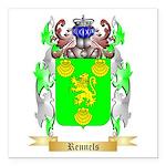 Rennels Square Car Magnet 3