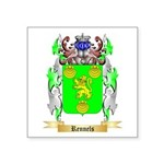 Rennels Square Sticker 3