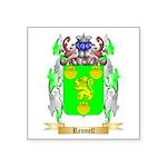 Rennell Square Sticker 3