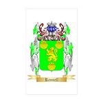 Rennell Sticker (Rectangle 50 pk)