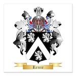 Renne Square Car Magnet 3