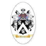 Renne Sticker (Oval 50 pk)