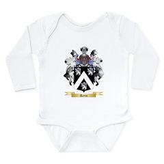 Renn Long Sleeve Infant Bodysuit