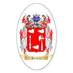 Renkin Sticker (Oval)