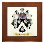 Renisch Framed Tile