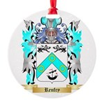 Renfry Round Ornament