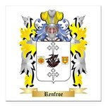 Renfroe Square Car Magnet 3