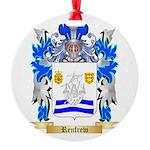 Renfrew Round Ornament