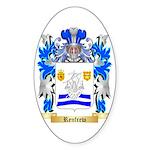 Renfrew Sticker (Oval 50 pk)