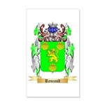 Reneault 20x12 Wall Decal