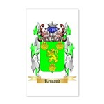 Reneault 35x21 Wall Decal