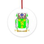 Reneault Round Ornament