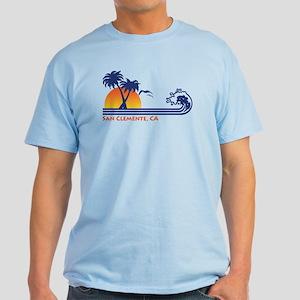 San Clemente California Light T-Shirt