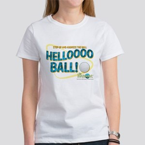 The Honeymooners: Helllooo Ball Women's T-Shirt