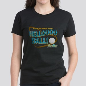 The Honeymooners: Helllooo Ba Women's Dark T-Shirt