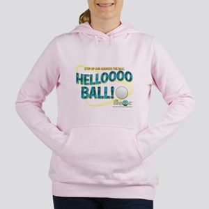 The Honeymooners: Helllo Women's Hooded Sweatshirt