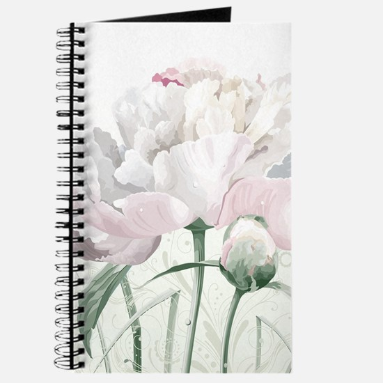 Beautiful Peony Journal