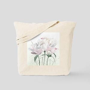 Beautiful Peony Tote Bag