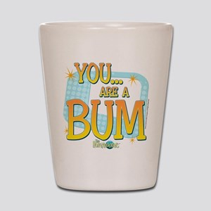 The Honeymooners: You Are A Bum Shot Glass