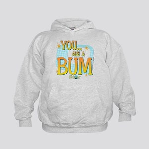 The Honeymooners: You Are A Bum Kids Hoodie