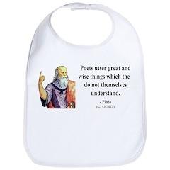 Plato 22 Bib