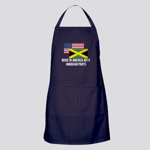 Jamaican Parts Apron (dark)