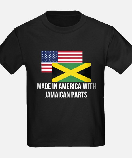 Jamaican Parts T-Shirt