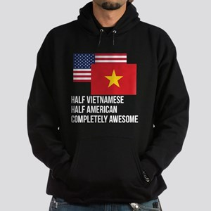 Half Vietnamese Completely Awesome Hoodie