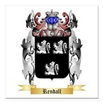 Rendall Square Car Magnet 3