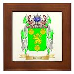Renaut Framed Tile
