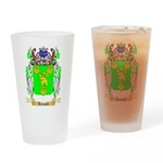 Renault Drinking Glass