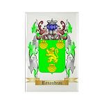 Renaudeau Rectangle Magnet (100 pack)