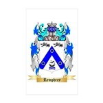 Remphrey Sticker (Rectangle 50 pk)