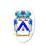 Remphrey 35x21 Oval Wall Decal