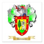 Remmers Square Car Magnet 3