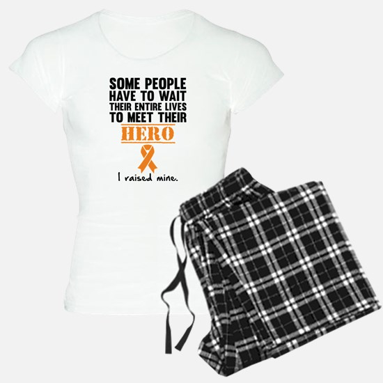 Leukemia Hero Pajamas