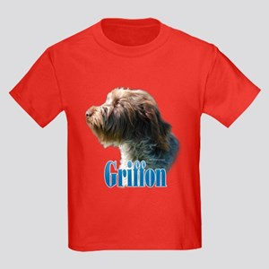 WireGriffName Kids Dark T-Shirt