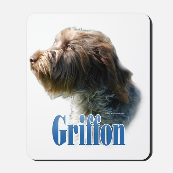 WireGriffName Mousepad