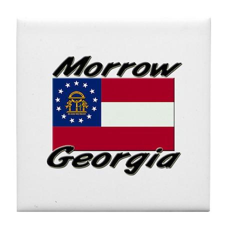 Morrow Georgia Tile Coaster