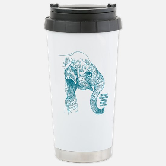 One Can Make A Stainless Steel Travel Mug