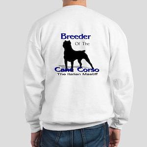Cane Corso Breeder Sweatshirt