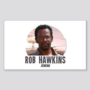 Jericho: Rob Hawkins Sticker (Rectangle)