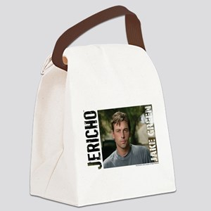 Jericho Jake Green Canvas Lunch Bag